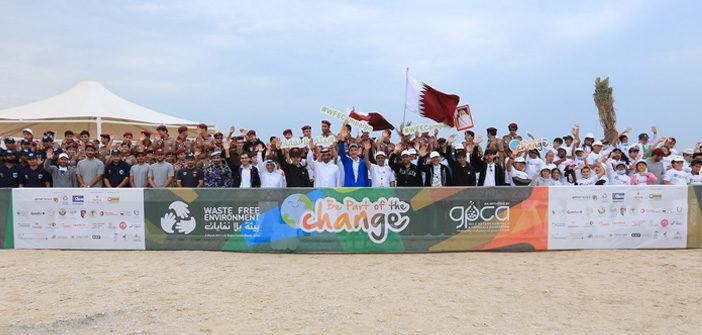 Waste-Free-Environment-Qatar-2017