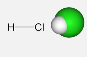 HCl-Structure
